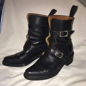 Harley-Davidson Leather Motorcycle Moto Boots